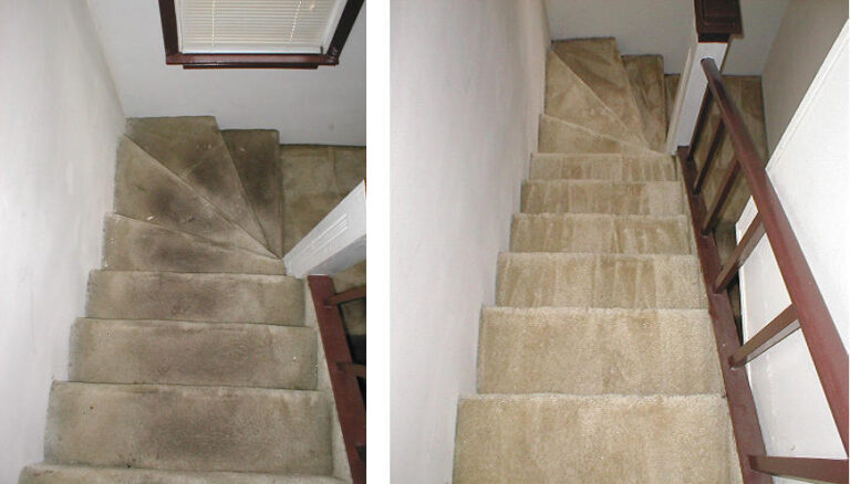 Carpet Stairs_Before & After