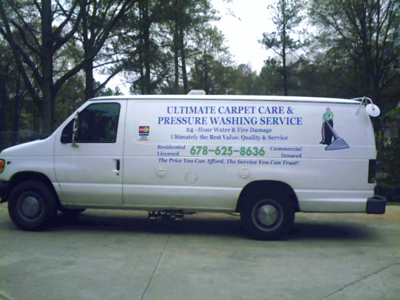 Ultimate Equipment Van