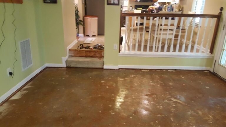 Ultimate Water Restoration Services - Flooring